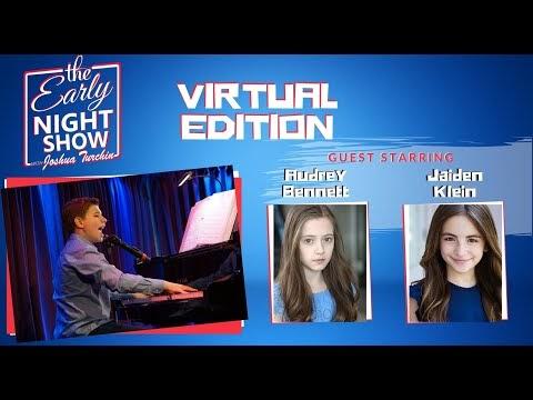 The Early Night Show With Joshua Turchin (Audrey Bennett, Jaiden Klein)