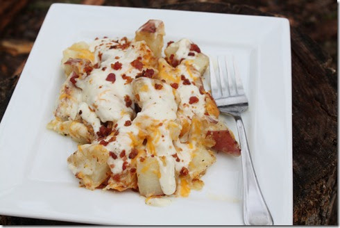 Cheesy Ranch Potatoes (1)