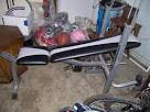 Weight bench and weights - Sporting Goods - Bicycles