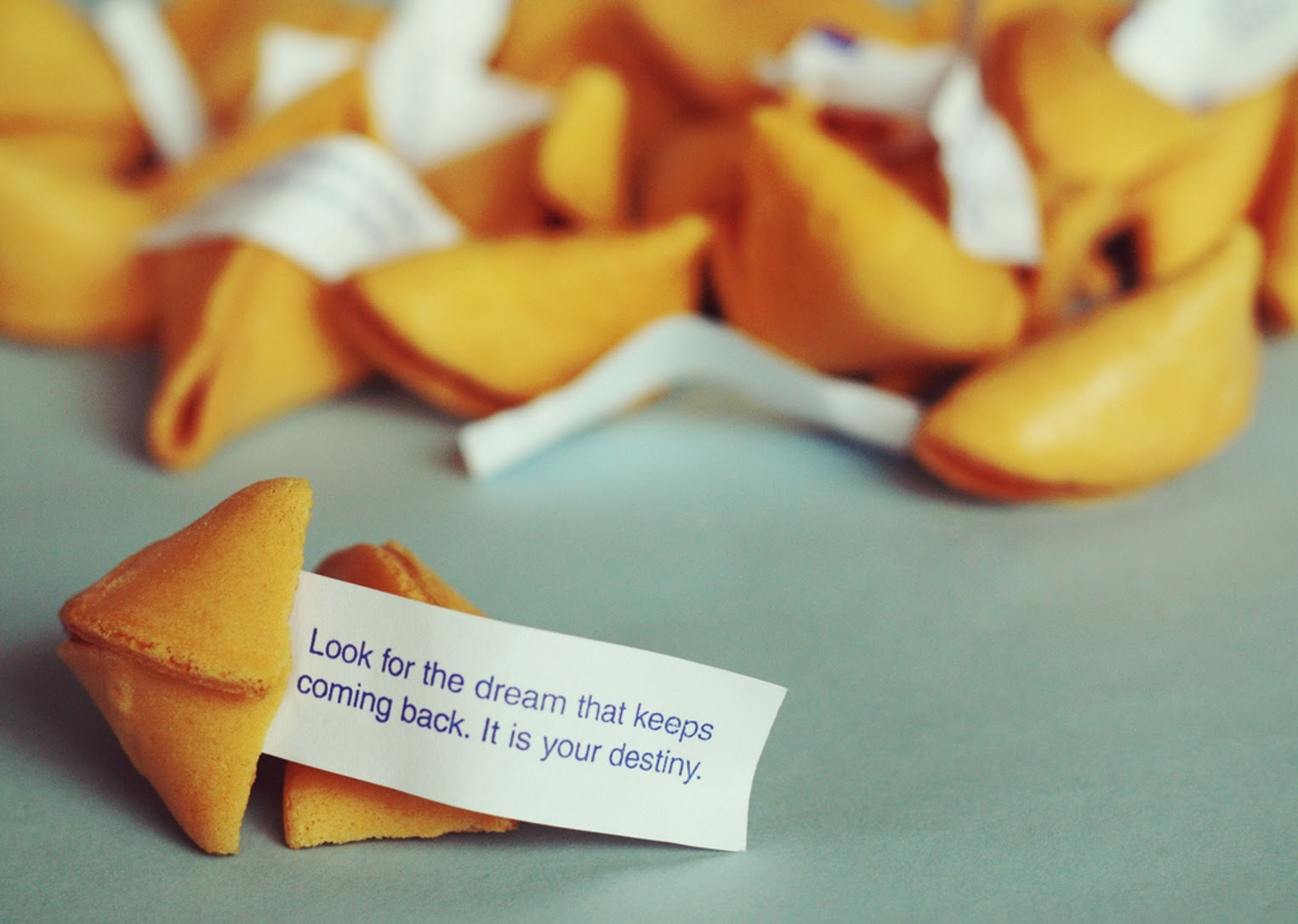 11 Fortune cookies are not a traditional Chinese custom they were actually invented