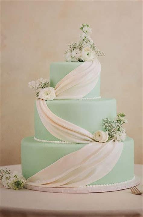25  Best Ideas about Mint Green Cakes on Pinterest   Mint