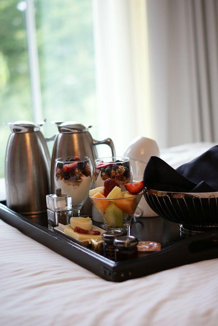 Spectator Hotel Complimentary Breakfast