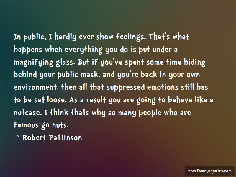 Quotes About Hiding Feelings Or Emotions Top 4 Hiding Feelings Or