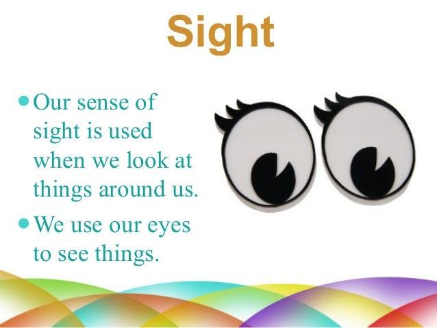 the five senses 6 638
