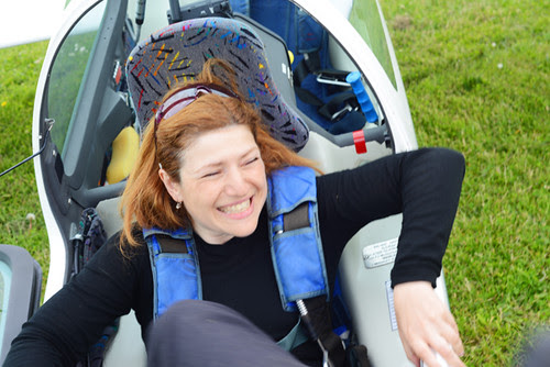 """""""Like Getting Out of a Bathtub,"""" Ulster Gliding Centre"""