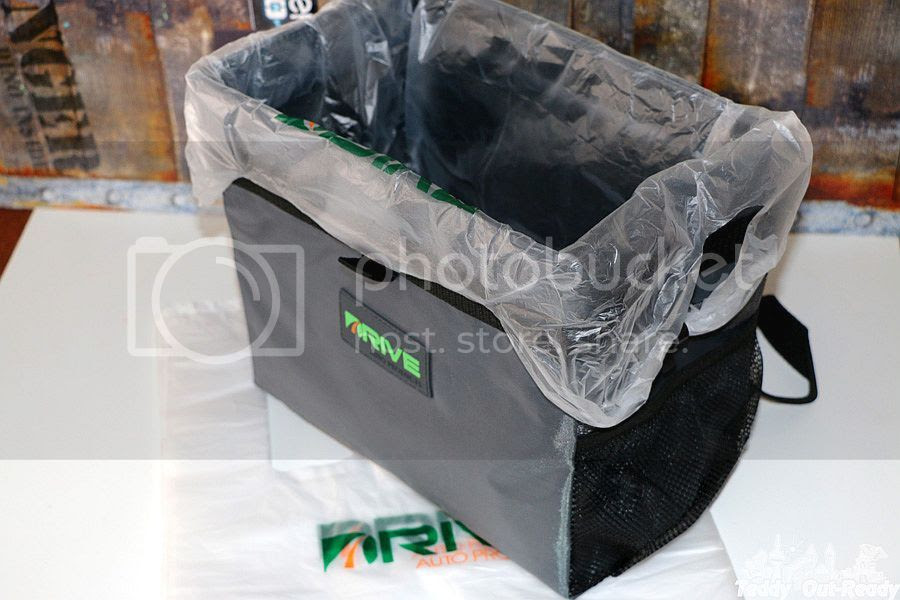 DRIVE Car Garbage bag liner