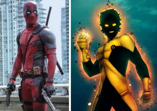 Resultado de imagem para Deadpool 2 e Novos Mutantes