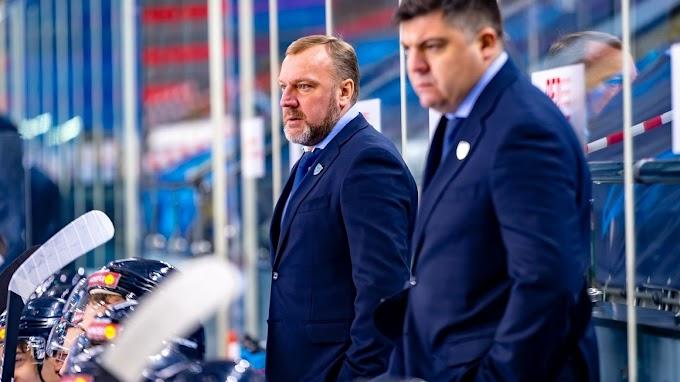 Вадим Епанчинцев прокомментировал рекордную победную серию «Югры» в чемпионате ВХЛ