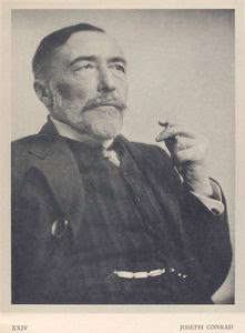 Joseph Conrad, London, March 1... Digital ID: 486398. New York Public Library