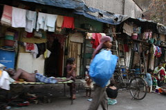 The Street Slums of Mumbai... by firoze shakir photographerno1