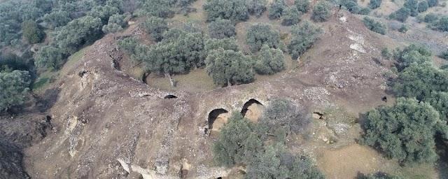 Arena de gladiadores de 1,8 mil anos é descoberta na Turquia
