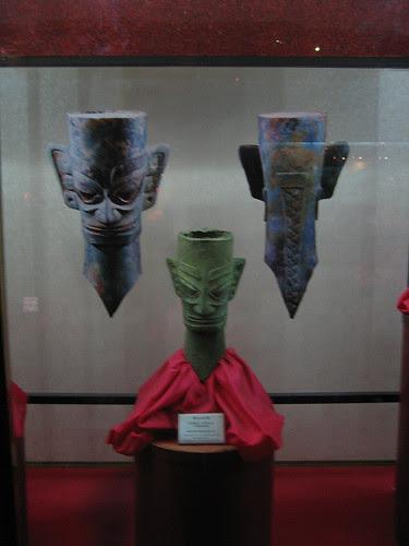 Bronze, Sanxingdui, Sichuan, China _4092_mod