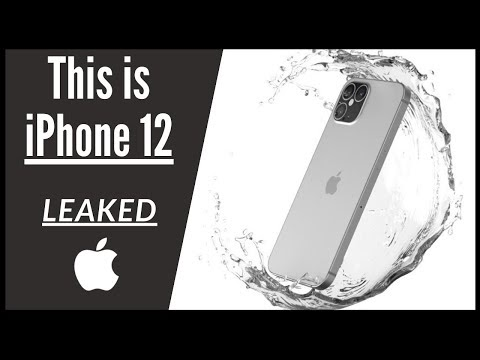 This is iPhone 12: Features, Design, Specs, Price, Release Date! (Leaked)