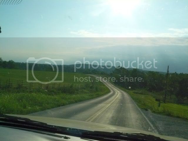 Road to Bolivar BB