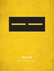 Minimalist Poster: The Fall