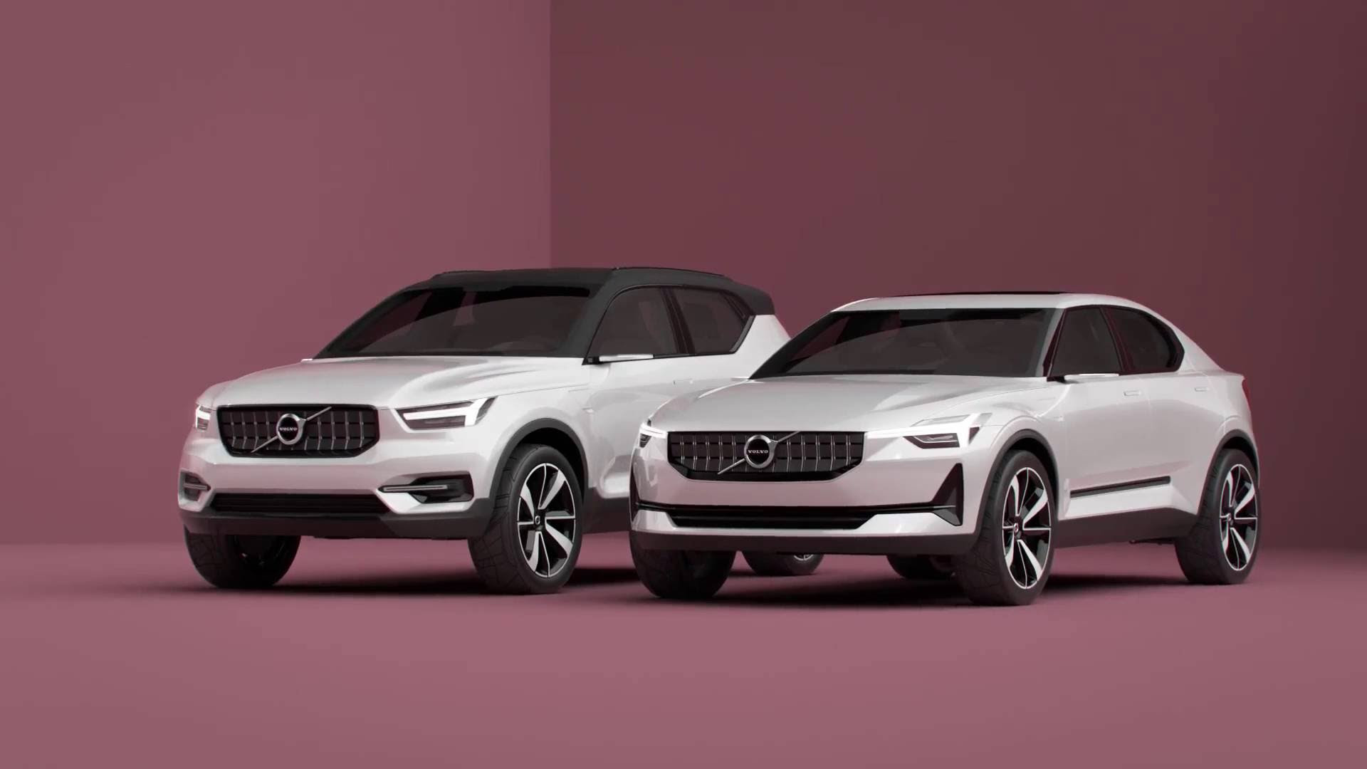 Waypoint: Volvo cars to be electric or hybrid from 2019 – Eideard