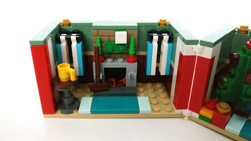 Lego Seasonal Christmas Gift Box 40292 A Photo On Flickriver