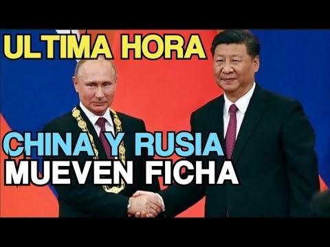 China y Rusia Preparan Gran Leccion  a EEUU ¡ lo hicieron  !