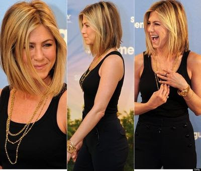 Jennifer Aniston Long Layered Bob Make Up Tips Juxtapost
