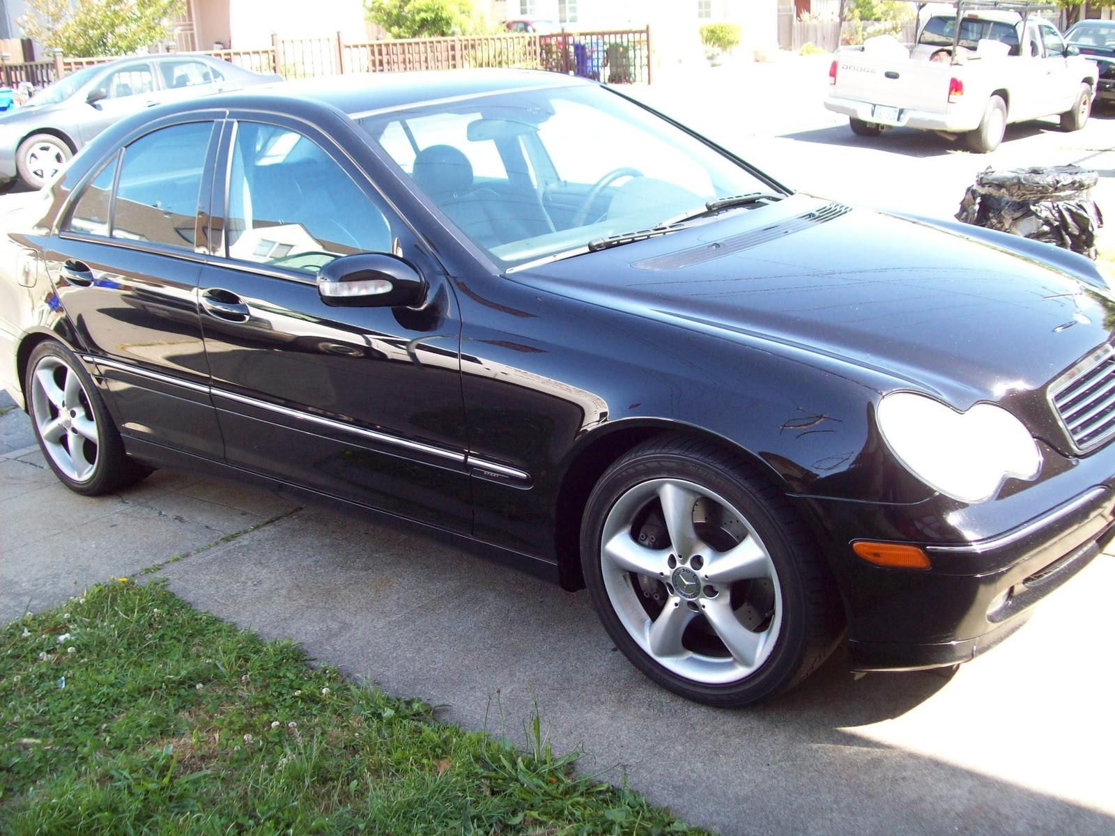2004 Mercedes-Benz C-Class - Pictures - CarGurus