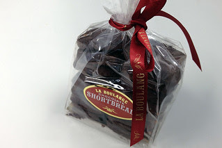 La Boulange - Chocolate Shortbread