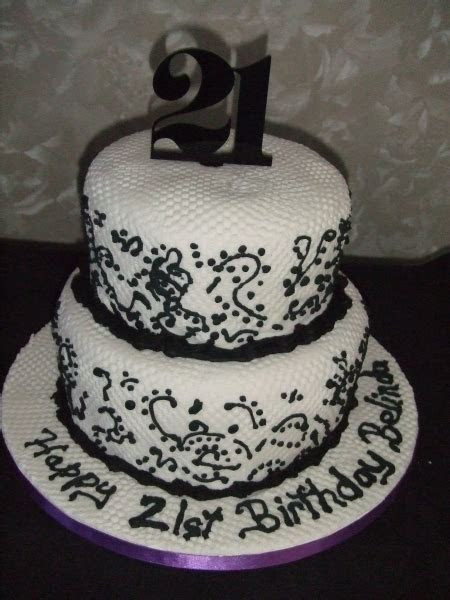 21st Birthdays   Cakes for All Occassions