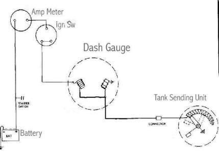 Chevrolet Fuel Gauge Wiring - Wiring DiagramWiring Diagram