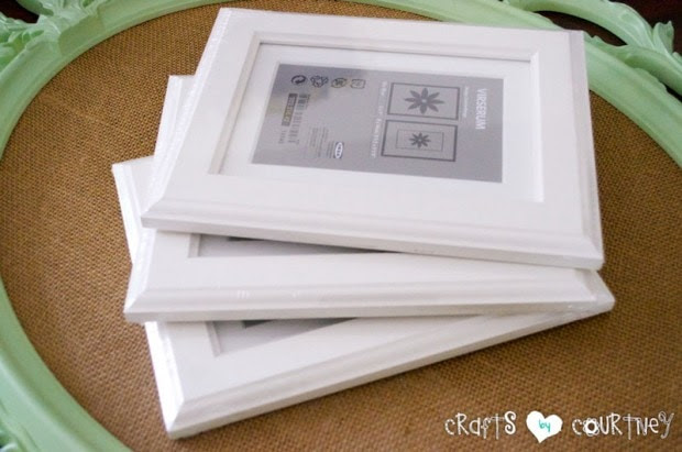 Create Your Own Seashell Picture Frame Art