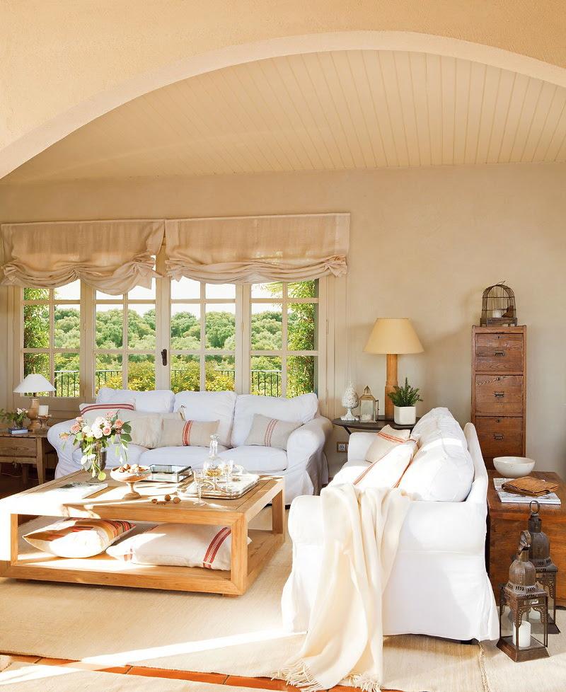 El Mueble Una casa inspirada en la Provenza 3