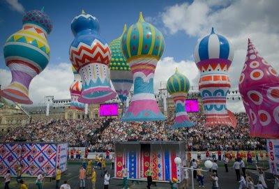 η ορθοδοξία είναι πολιτισμός.Από τη σημερινή γιορτή της πόλης στη Μόσχα.