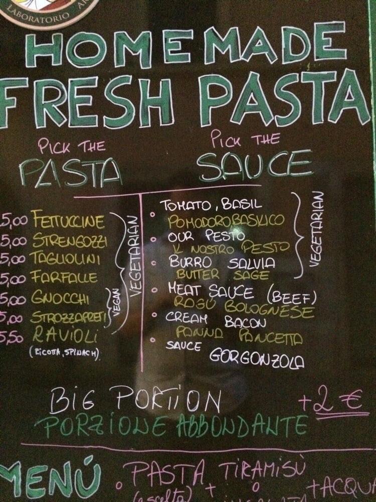 Pasta Imperiale - Roma, Italien