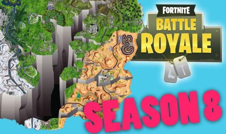 New Fortnite Map 2019 Fortnite Free Weapons