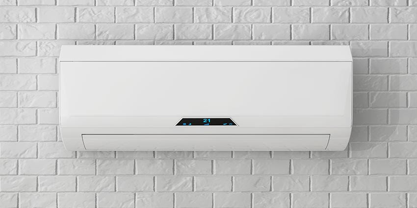 ductless air conditioner unit