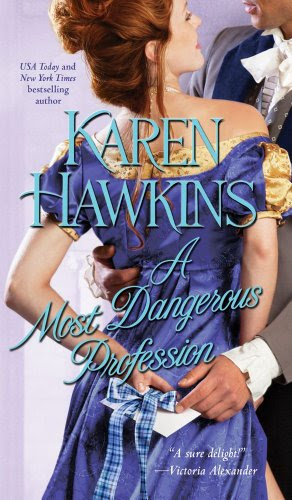 A Most Dangerous Profession (Hurst Amulet, #3)