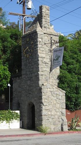 Two Stone Gates