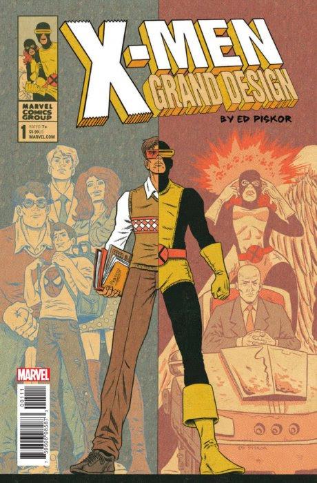 X-Men - Grand Design #1