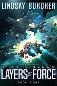 Layers of Force by Lindsay Buroker