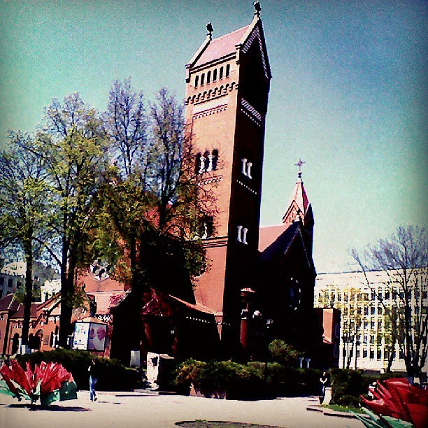 Костел святого Симеона и святой Елены