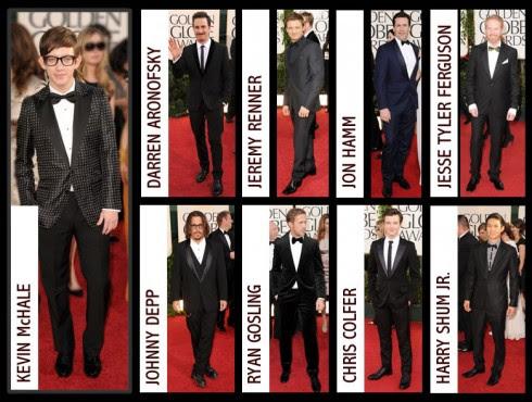 golden globes 2011 best dressed