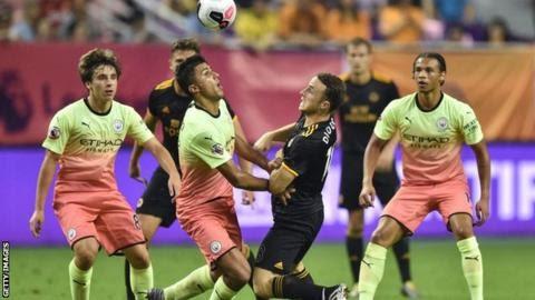 Wolves Beat Man City In Premier League's Asia Trophy Final