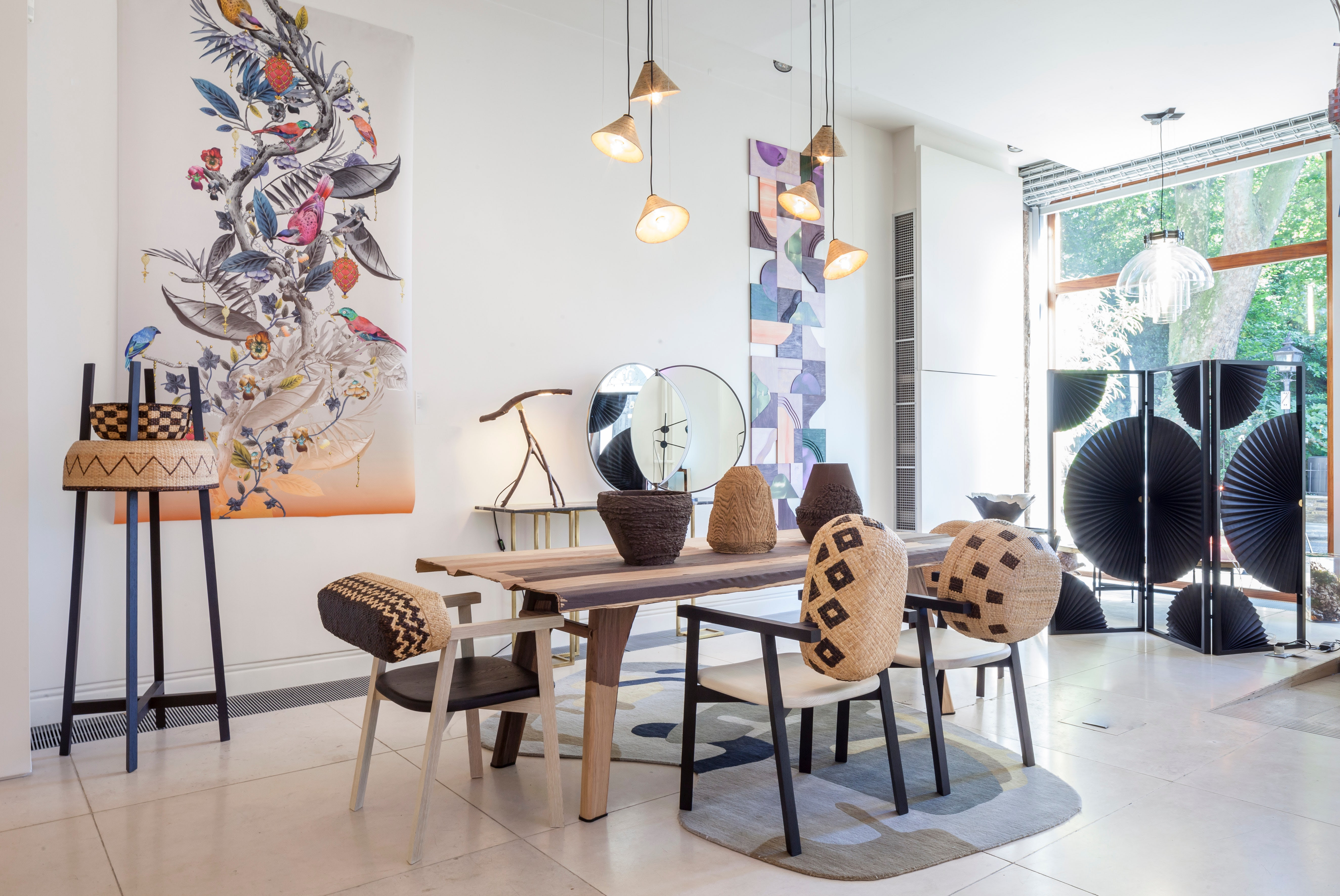 Chic Design and Furniture Shops in London Photos ...
