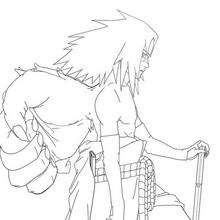 Dibujos Para Colorear Naruto Sasuke Eshellokidscom