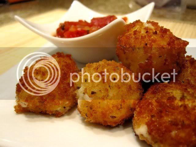 Mozzarella Balls