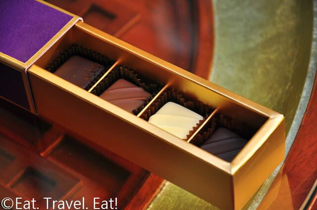 Island Shangri-La Island Gourmet Chocolate Christmas Gift