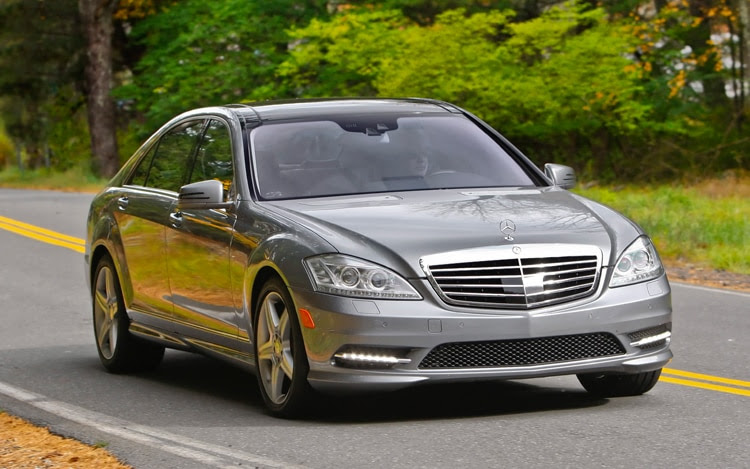 2010 Mercedes-Benz S550 4Matic - Mercedes Benz Luxury ...