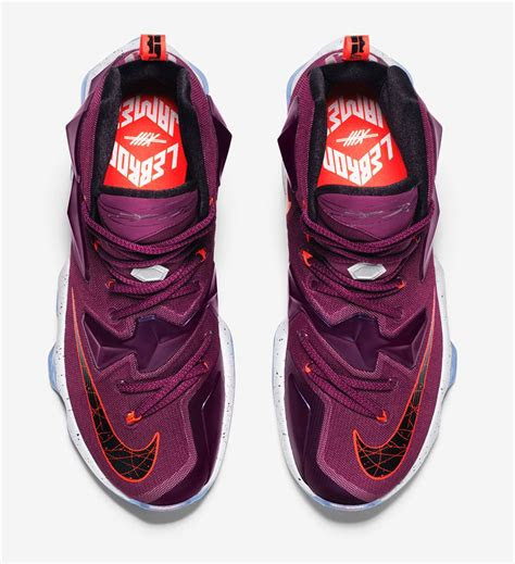 nike lebron   launched  mulberry weartesters