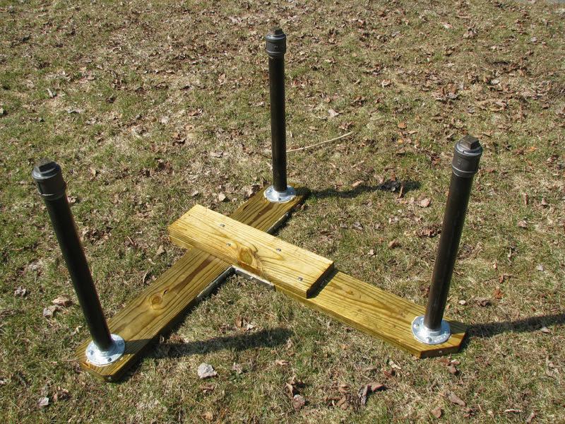 Beys Design For Shooting Bench Diy