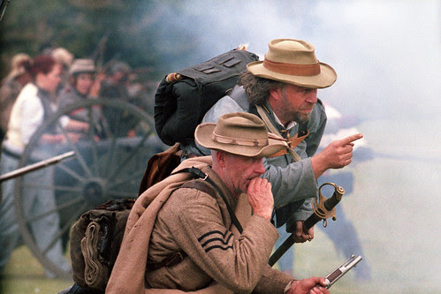 American Civil War Soldiers by pho-Tony