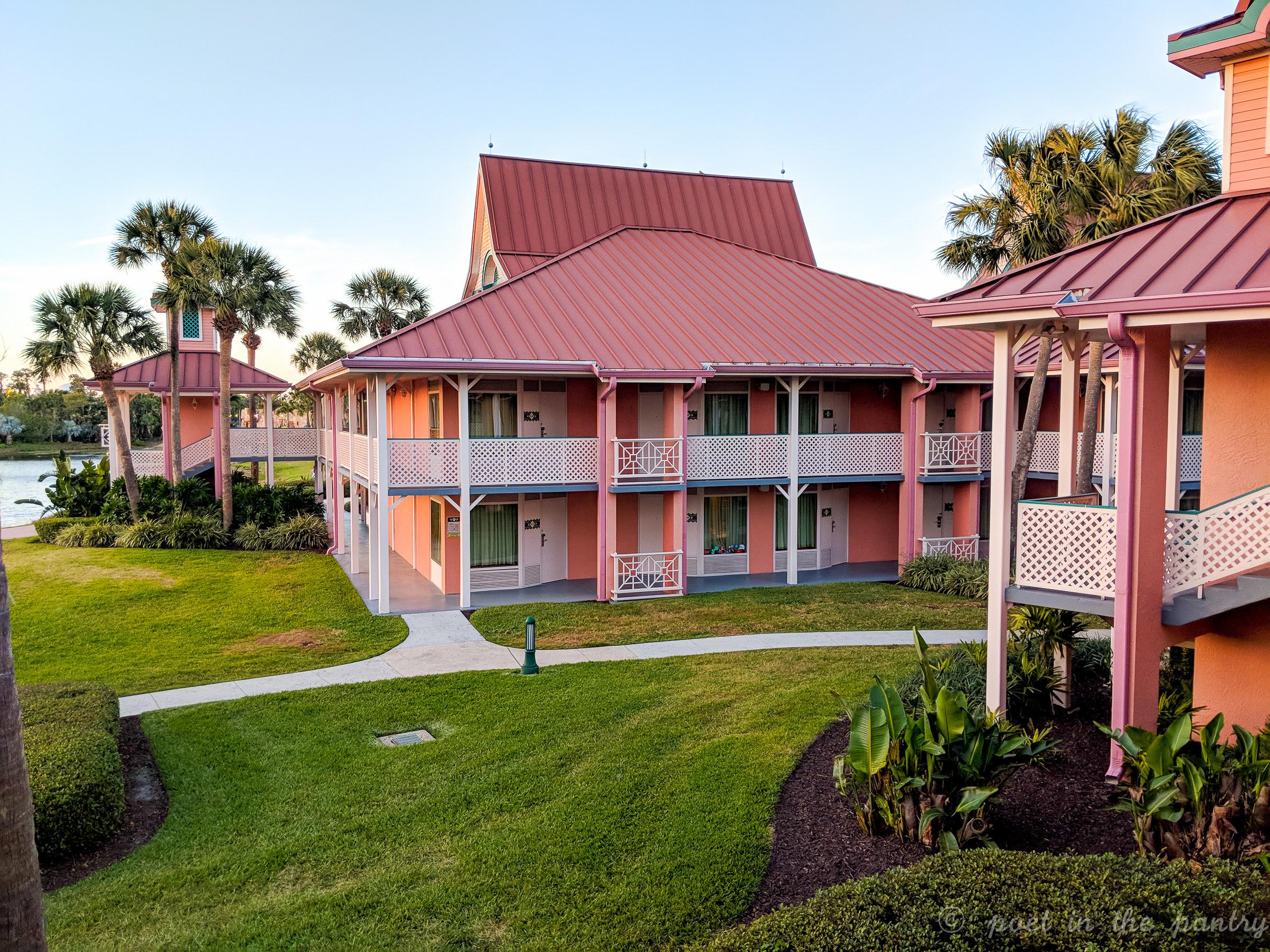 Travel Disneys Caribbean Beach Resort 2018  Poet in the
