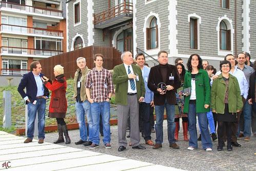 Premiados en IV Encuentro GetxoBlog (por ALEX CERDEÑO)